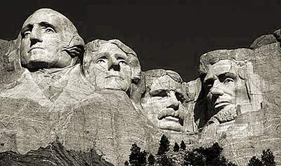 The Real Mt. Rushmore