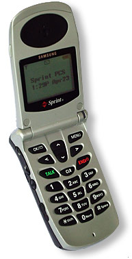 Old Sprint Phone