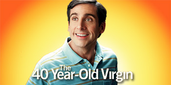 Billboard for the 40 year old Virgin