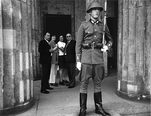 Tomb of the Unknown Soldier, East Berlin, 1974